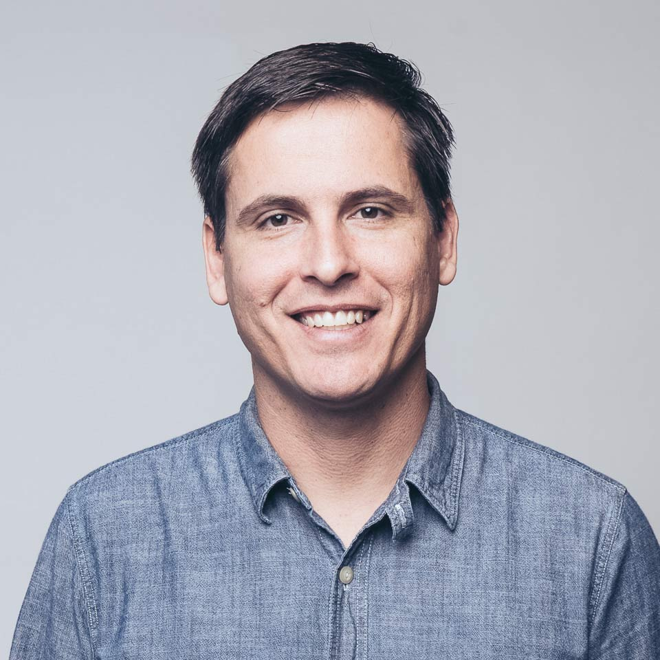 Mark Codgen, TWLOHA Chief Marketing Officer