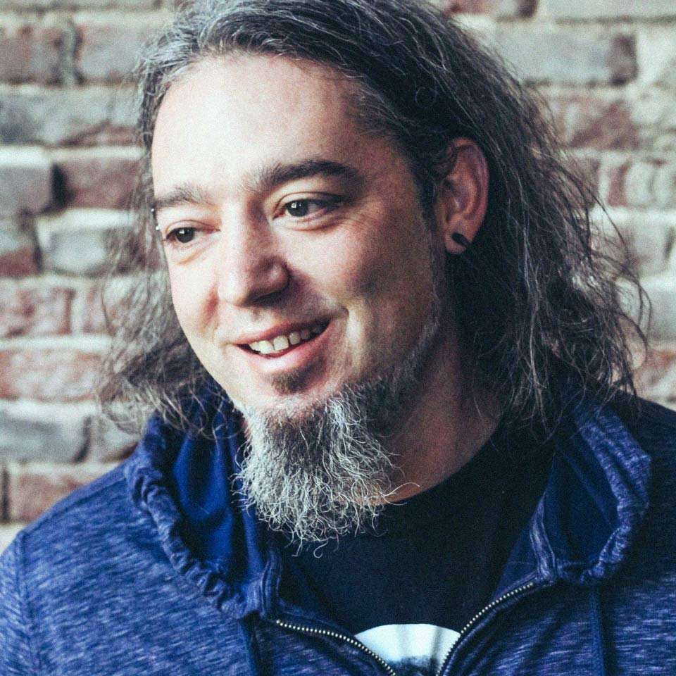 Chris Heuertz, Co-Director of Gravity, a Center for Contemplative Activism
