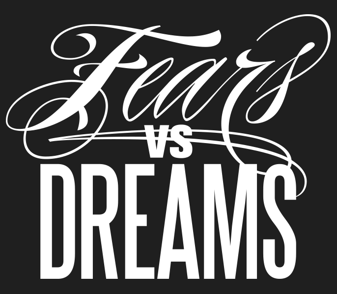 Fears Vs. Dreams logo